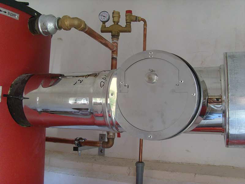 Регулятор тяги дымохода цена проверка дымоходов и вентиляционных каналов сколько раз в год